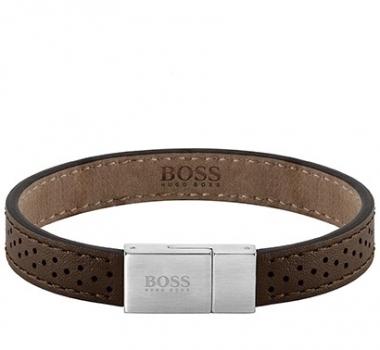Hugo Boss férfi karkötő HBJ1580033L