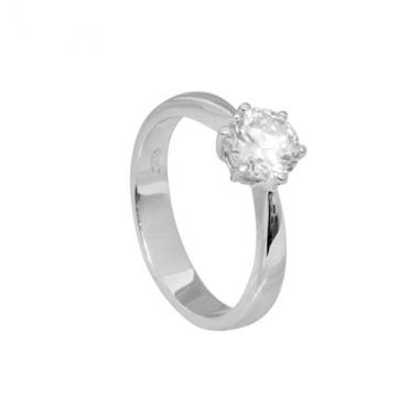 Silvertrends Classic Solitaire Ezüst Gyűrű