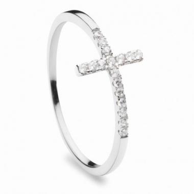 Silvertrends női ezüst gyűrű
